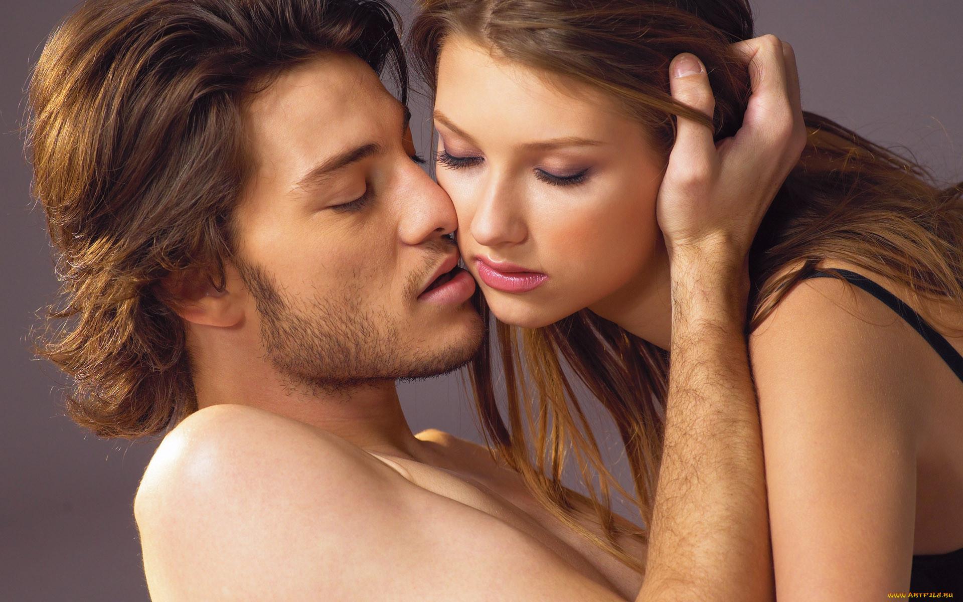 Фото прелюдии мужчины и женщины 5 фотография